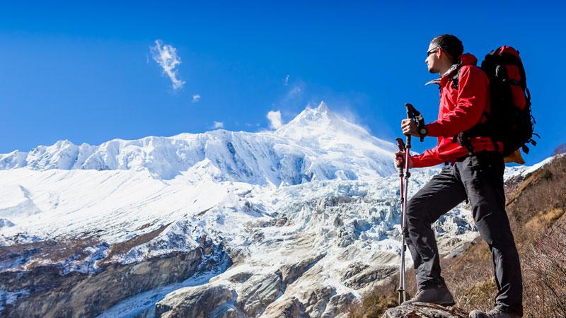 Mount Climbing