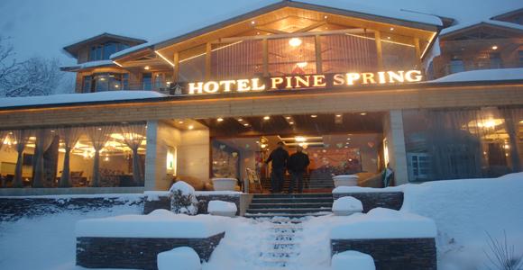 Hotel Pine Spring Pahalgam