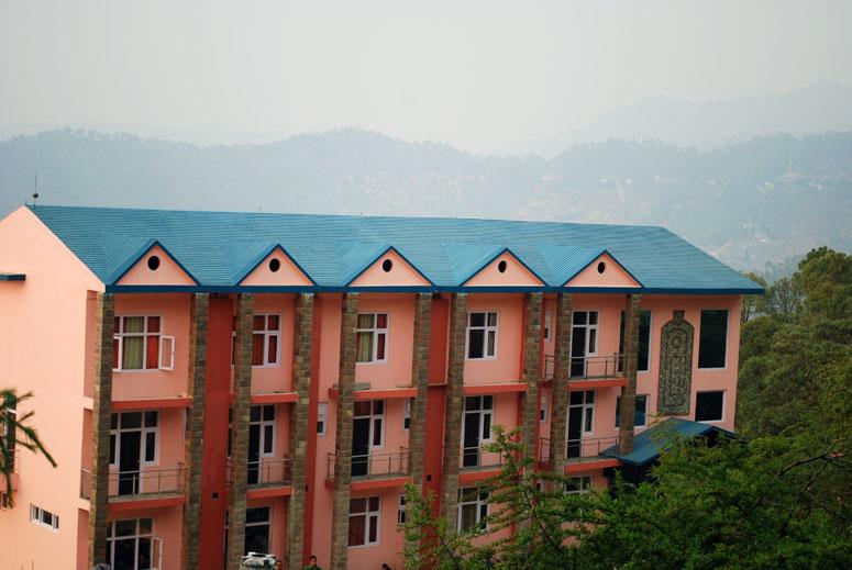 Binsar Eco Resort