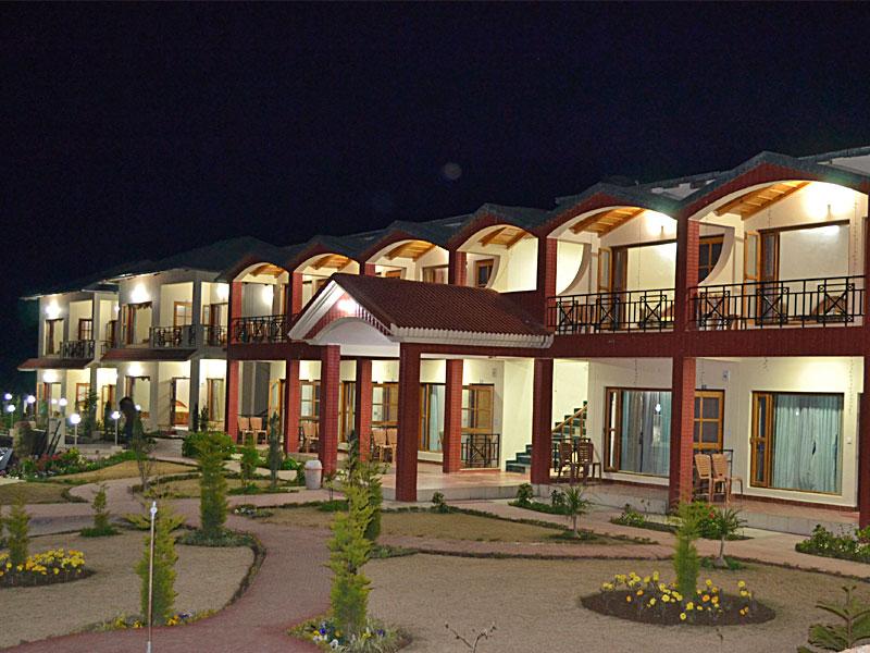 Ojaswi Resort