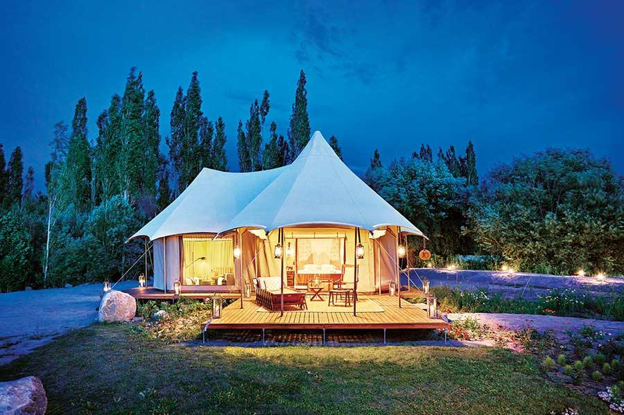 Chamba Camp Thiksey