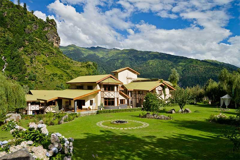 Solang Valley Resorts