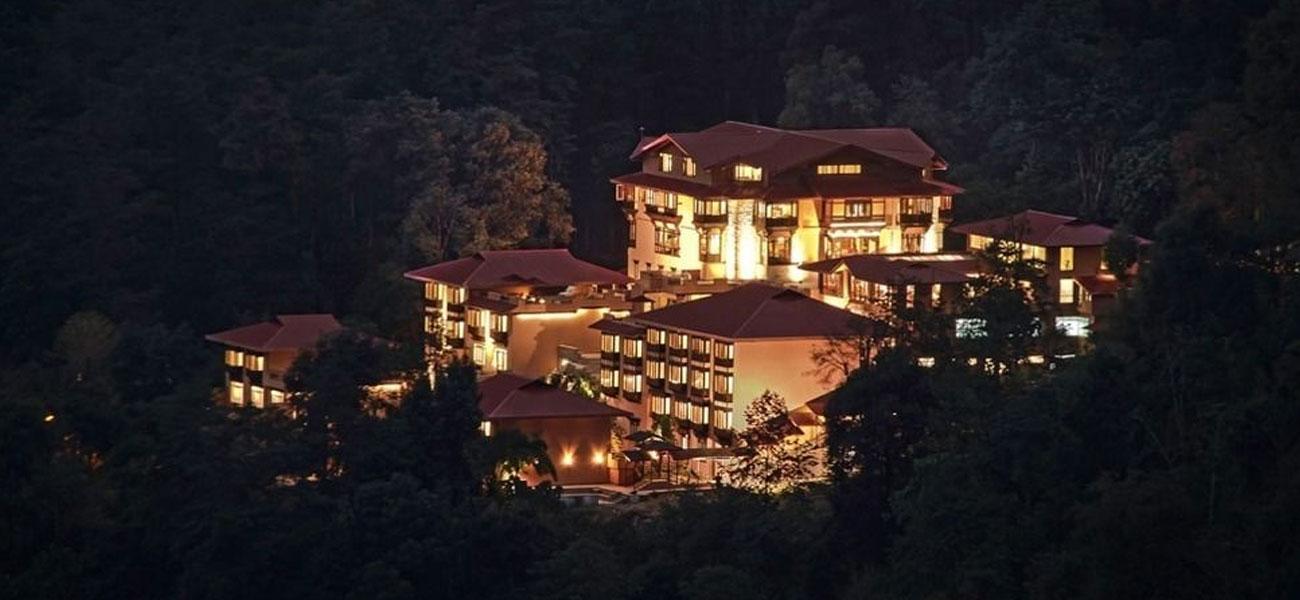 The Chumbi Mountain Retreat