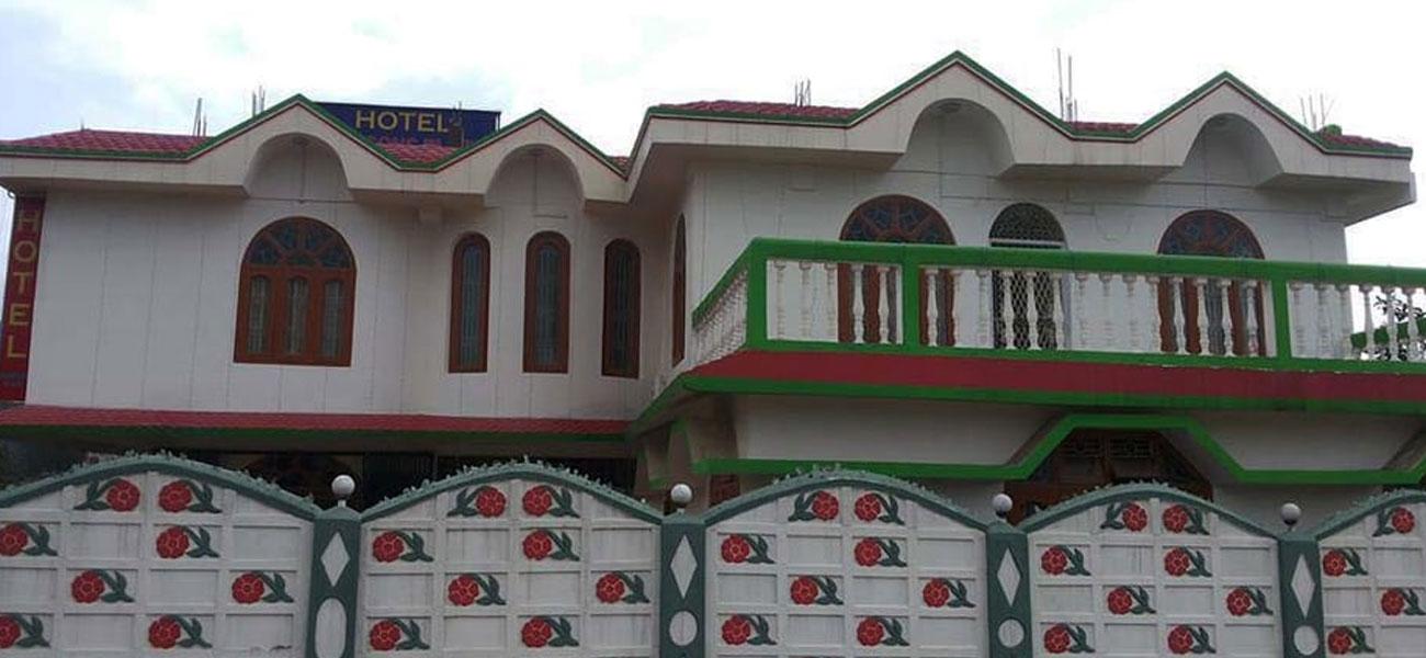 Hotel Mansons Plaza