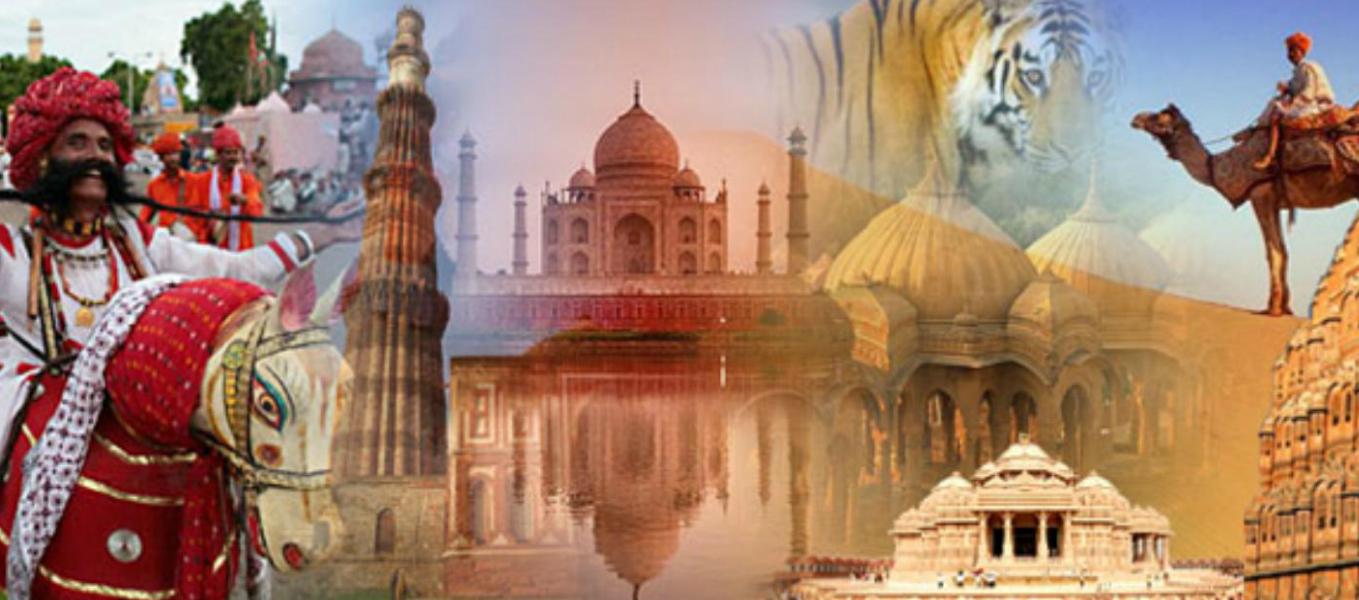 Delhi-Agra-Jaipur Golden Triangle
