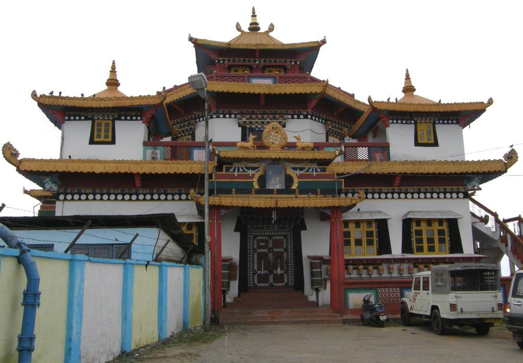 Zong Dong Palri Fo-Brang Monastery
