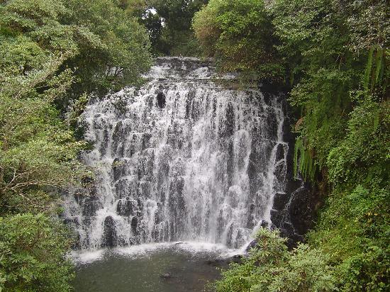 Spread Eagle Falls