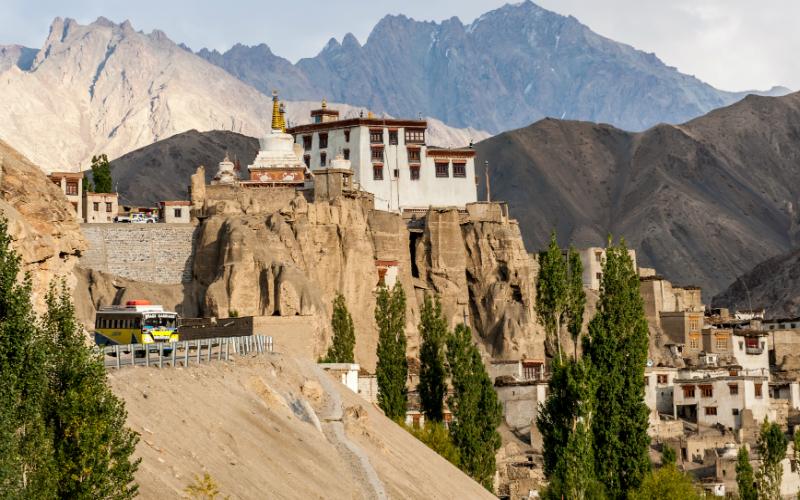 Lamyuru Monastery