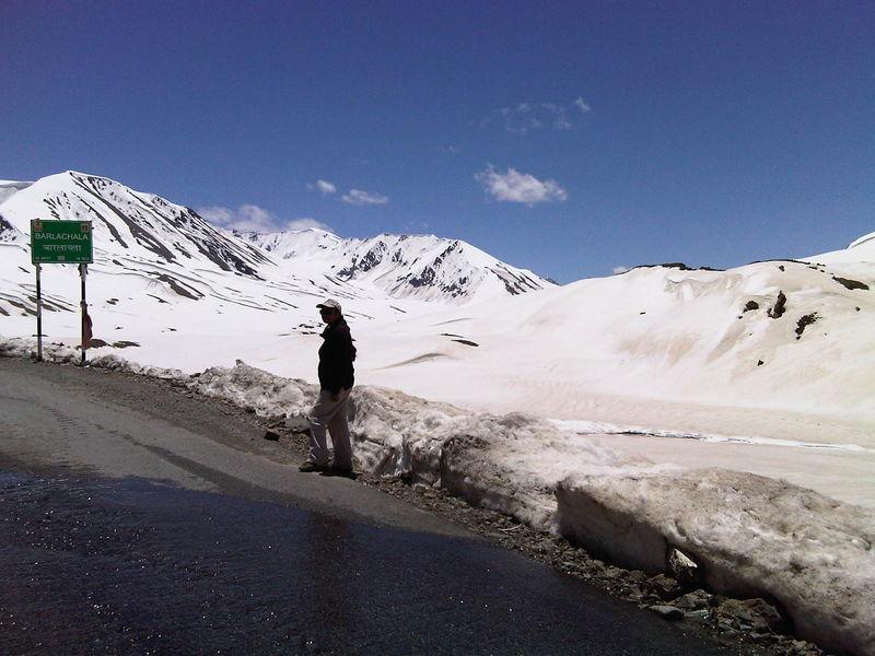 Baralacha Pass