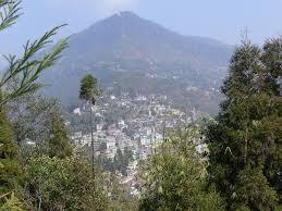 Samdruptse Hill