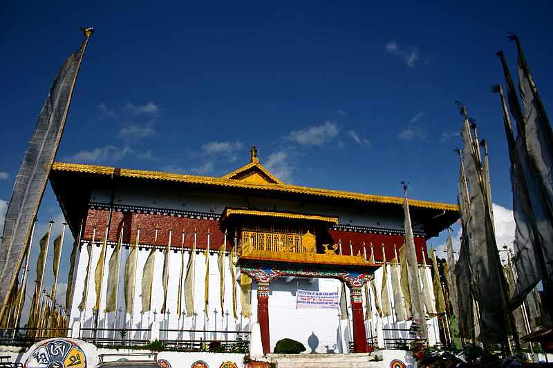 Pemayagtse Monastery