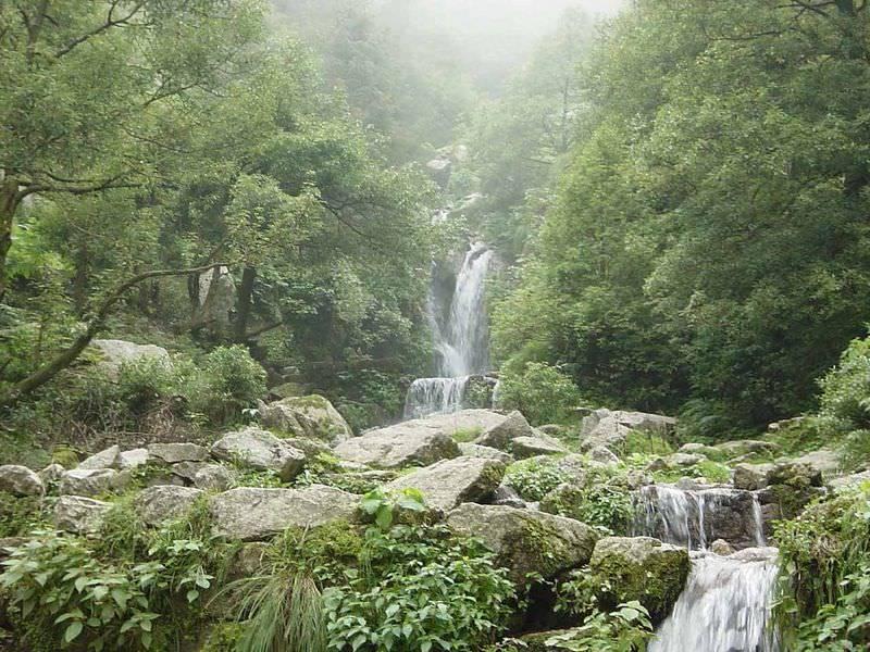 Panchpula Waterfalls Dalhousie