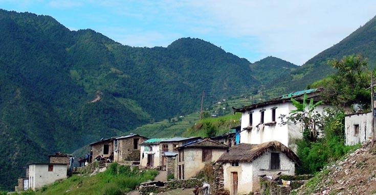Chepang Hill