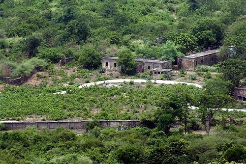Bimbisara Jail