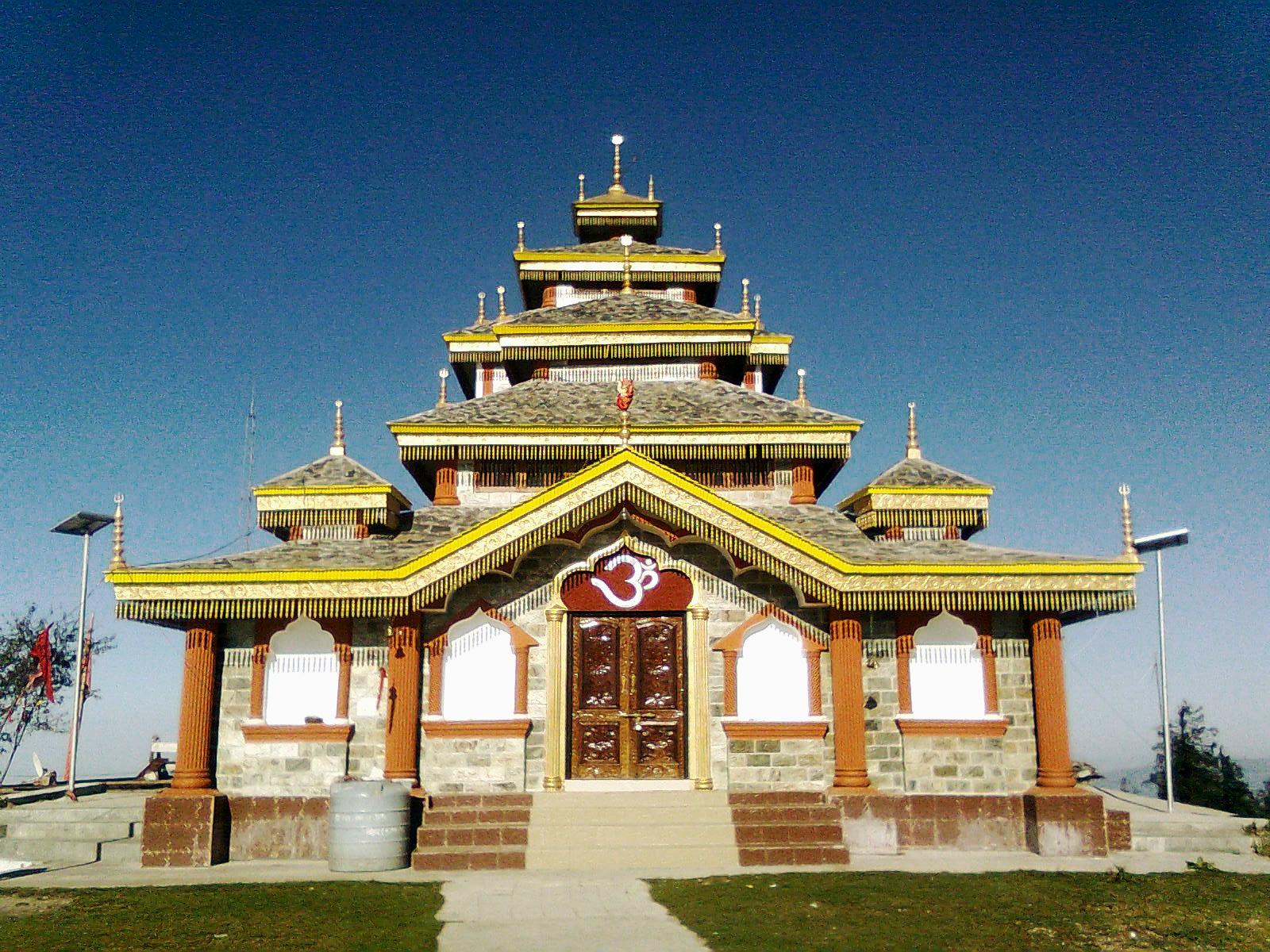 Surkanada Devi Temple