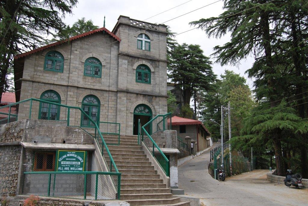 Kellogs Memorial Church