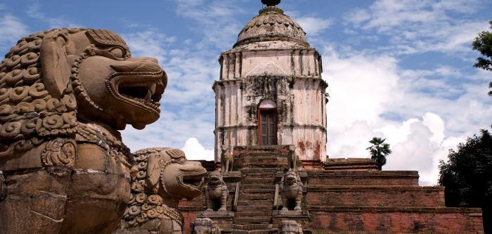Bindebasini Temple
