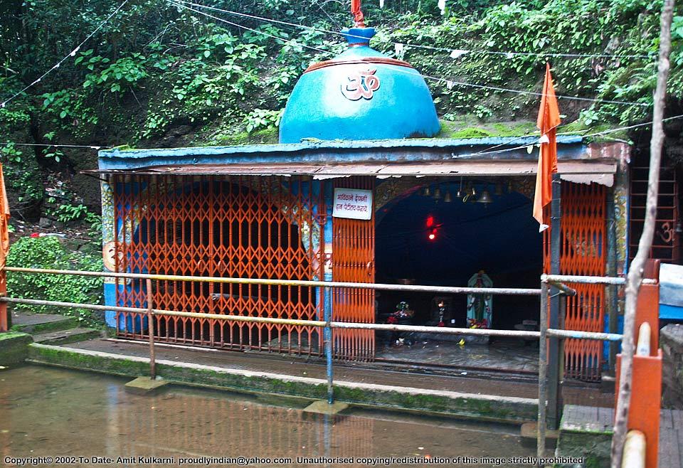 Hiranya Keshi Temple