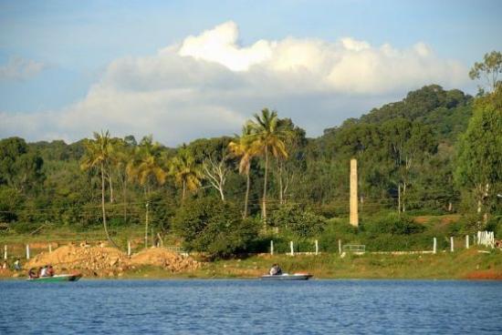 The Punganoor Lake