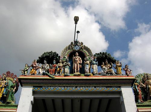 Velvan Temple