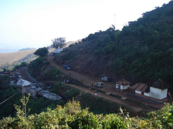 Kodachadri Hill Range