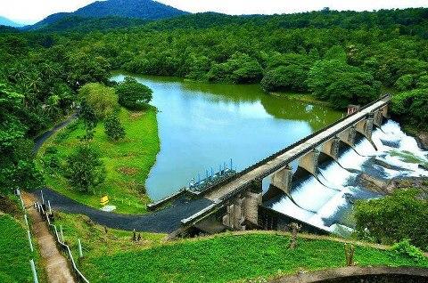 Thenmala Dam